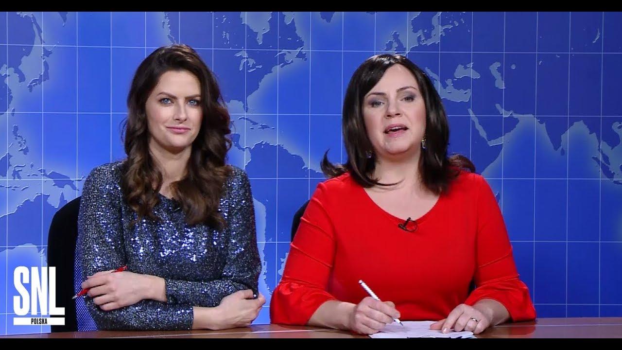 Weekend Update: Danuta Holecka – SNL Polska