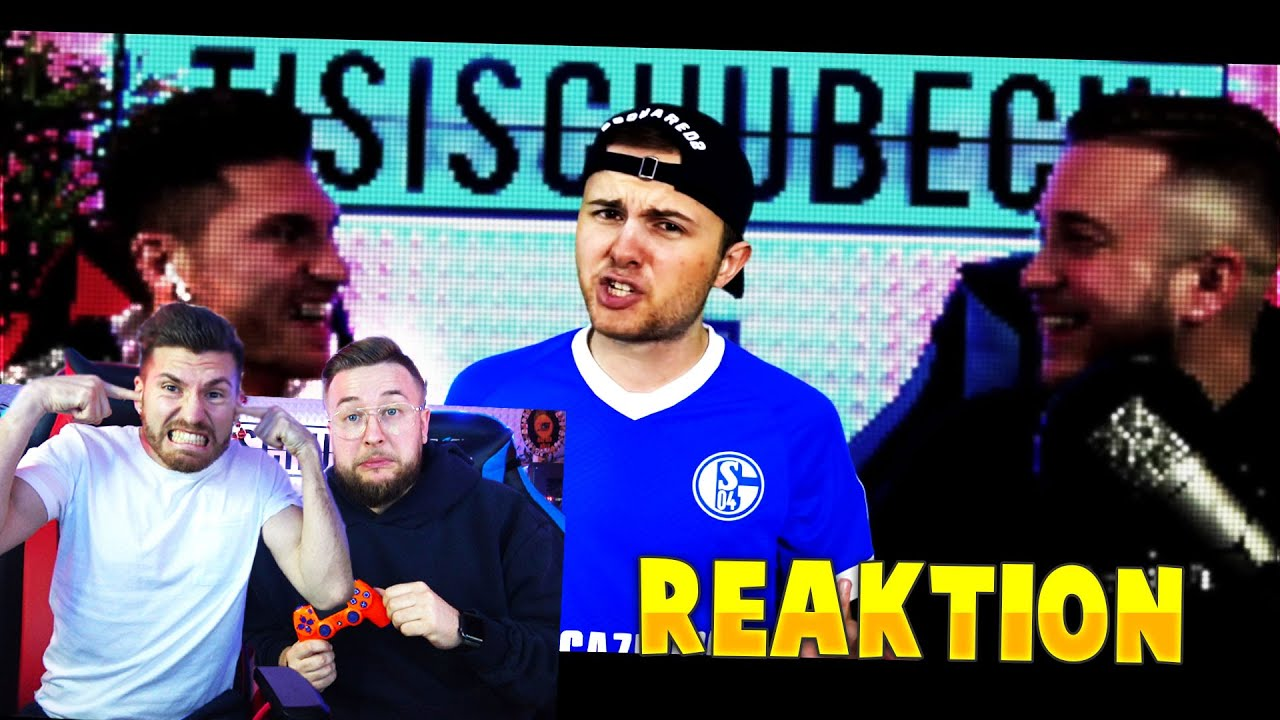 Unsere REAKTION auf FIFA Hymne Vol. 2 Jay Jiggy feat GamerBrother Feat EasySchubech 😂
