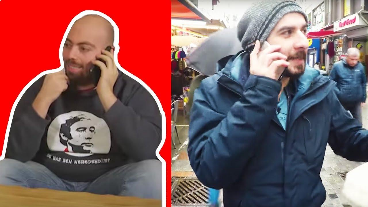 ŞANS ALIŞVERİŞİ – Telefonda Melih'i Yönet