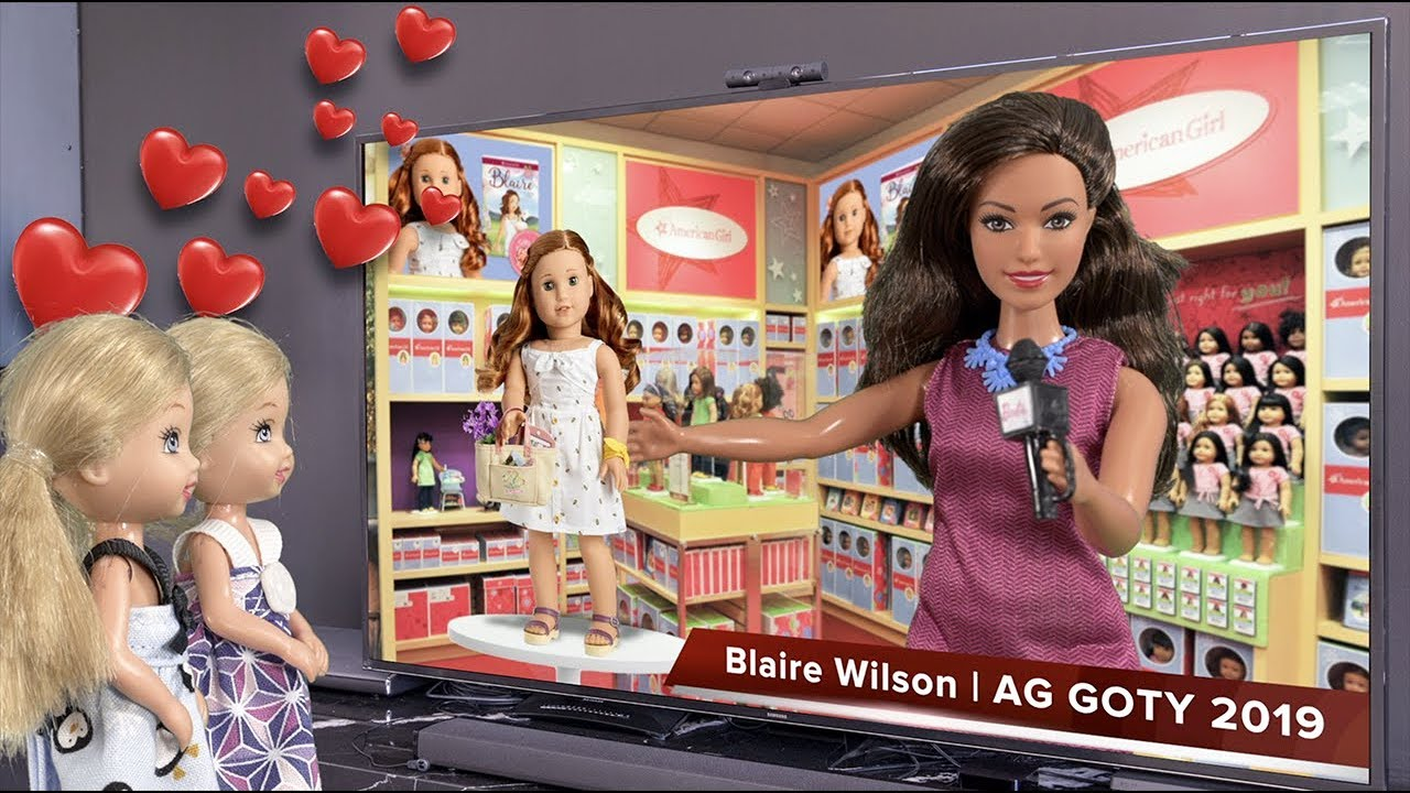 Barbie – We Need the New American Girl of the Year Doll! | Ep.192