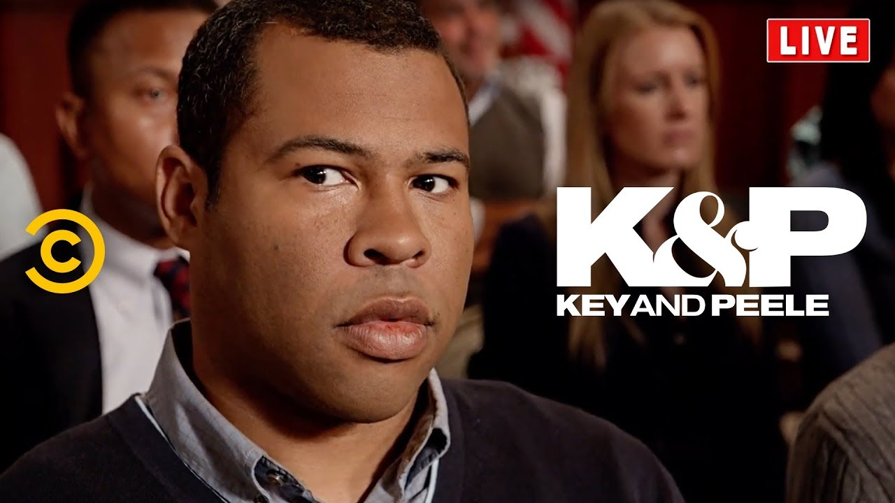 Town Hall Audience Member – Key & Peele