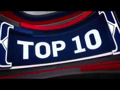 NBA Top 10 Plays of the Night | January 14, 2019
