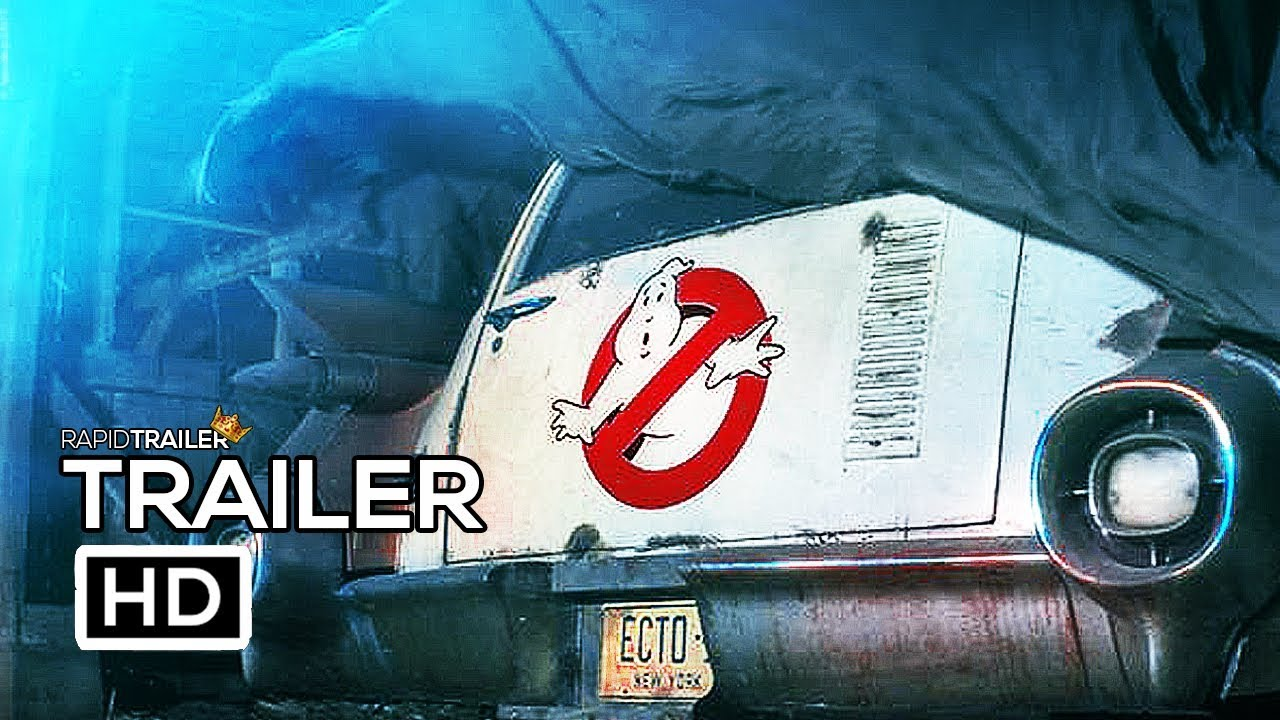 GHOSTBUSTERS 3 Teaser Trailer (2020) Bill Murray, Comedy Movie HD