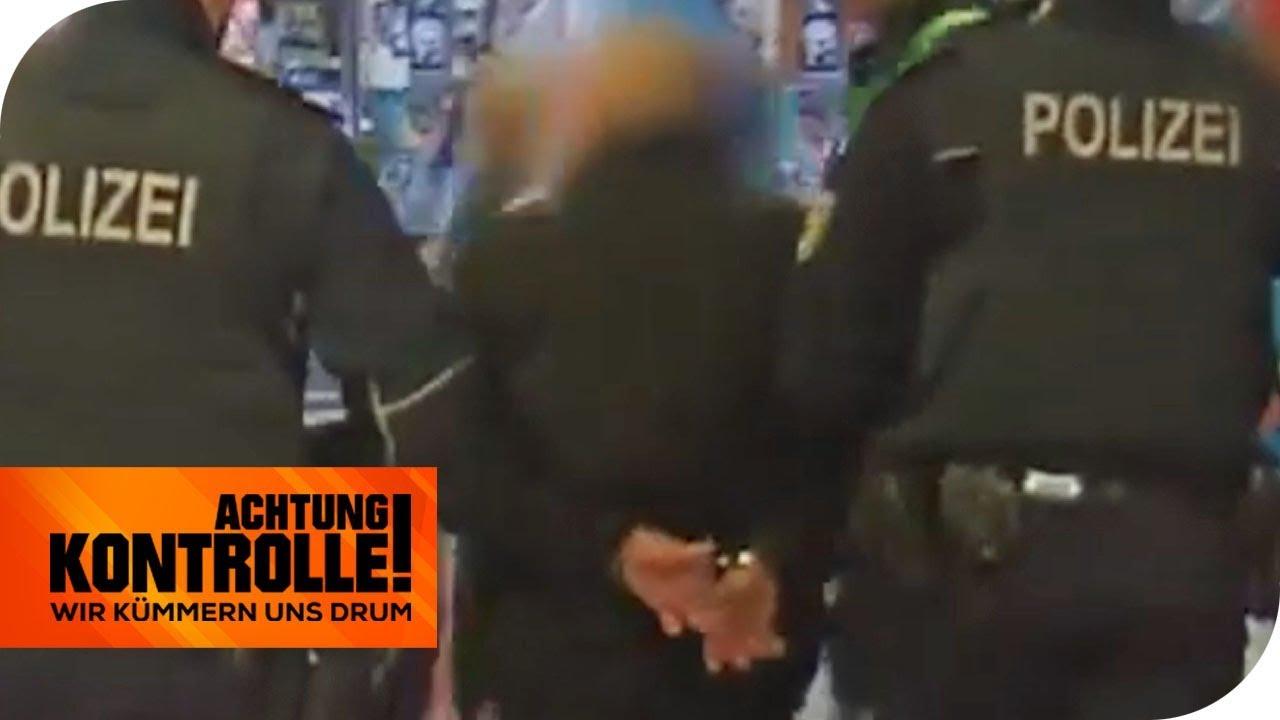 Festnahme am Alexanderplatz – Warum liegt ein Haftbefehl gegen den Mann vor? | Achtung Kontrolle |