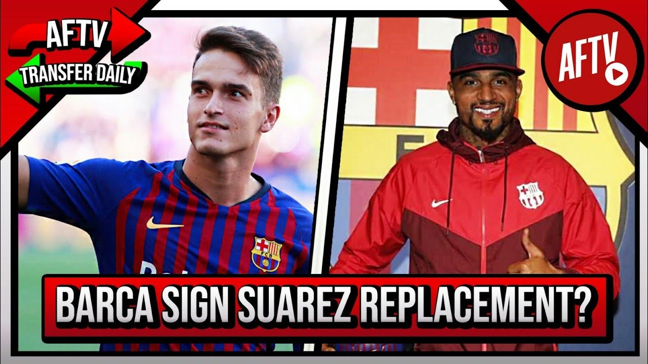 Prince Boateng's Shock Move To Barca Means Suarez Is Heading To Arsenal | AFTV Transfer Daily