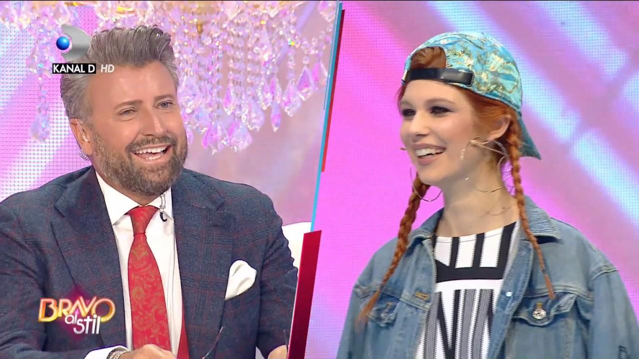 Bravo, ai stil (23.01.) – Monica, noua concurenta este urmasa poetului Alexandru Macedonski!