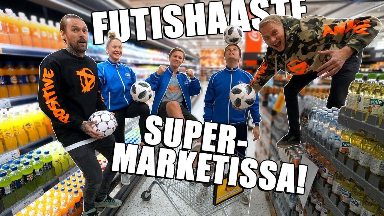 FUTISHAASTE KAUPASSA!!! – DUUDSONIT