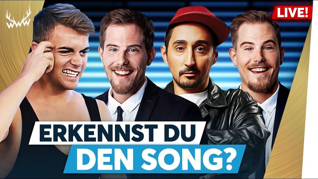 Erkennst DU den Song?   LIVE (mit Eko Fresh & Simon Will)