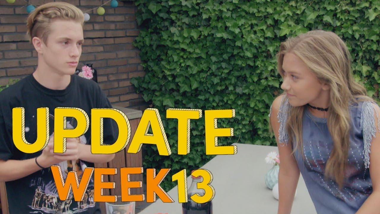 UPDATE week 13 | BRUGKLAS S7