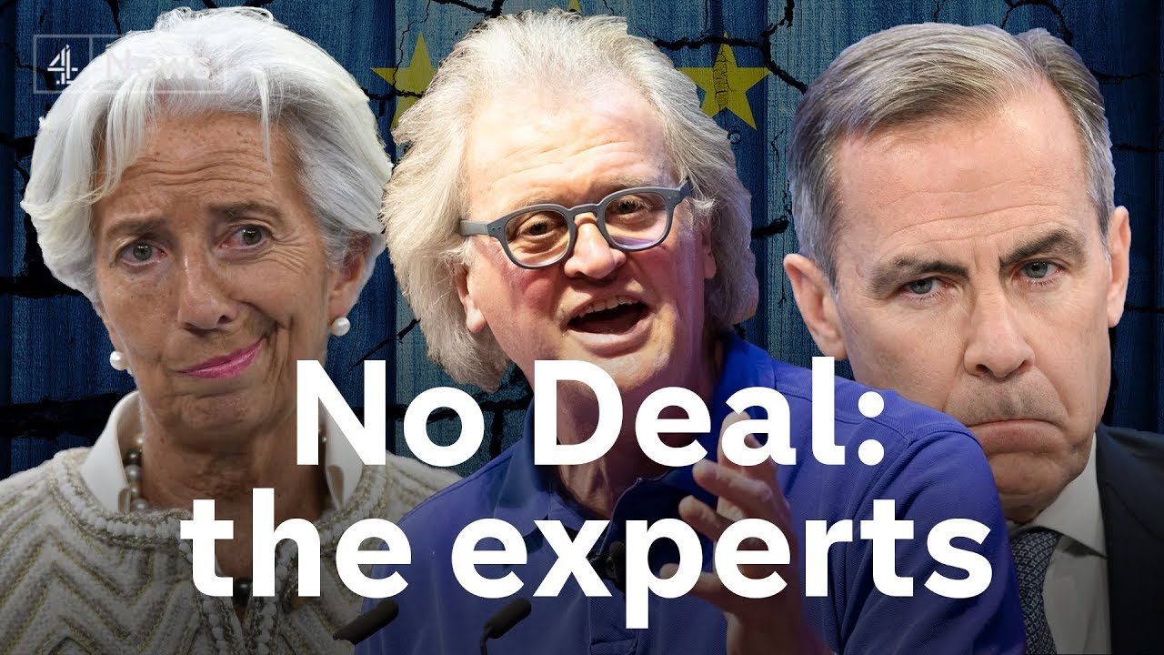Forget politicians – here's the experts' view of a No-Deal Brexit