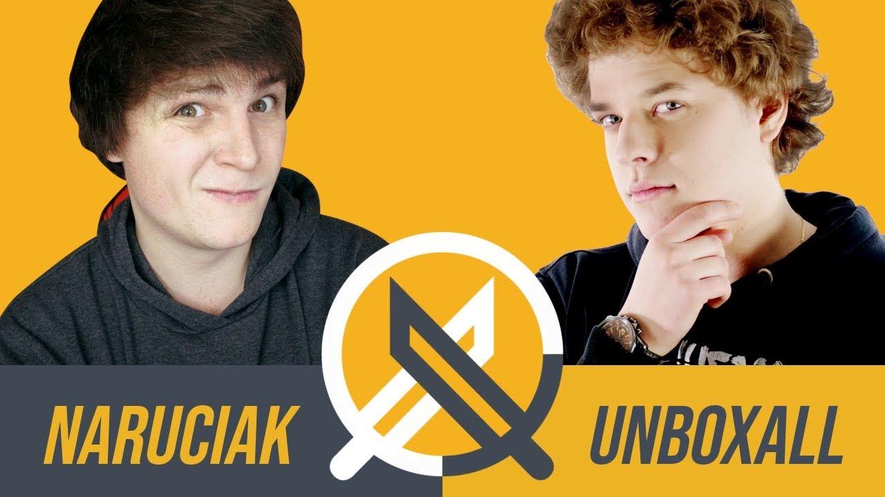 Naruciak vs Unboxall (Harry Potter vs Rick and Morty)