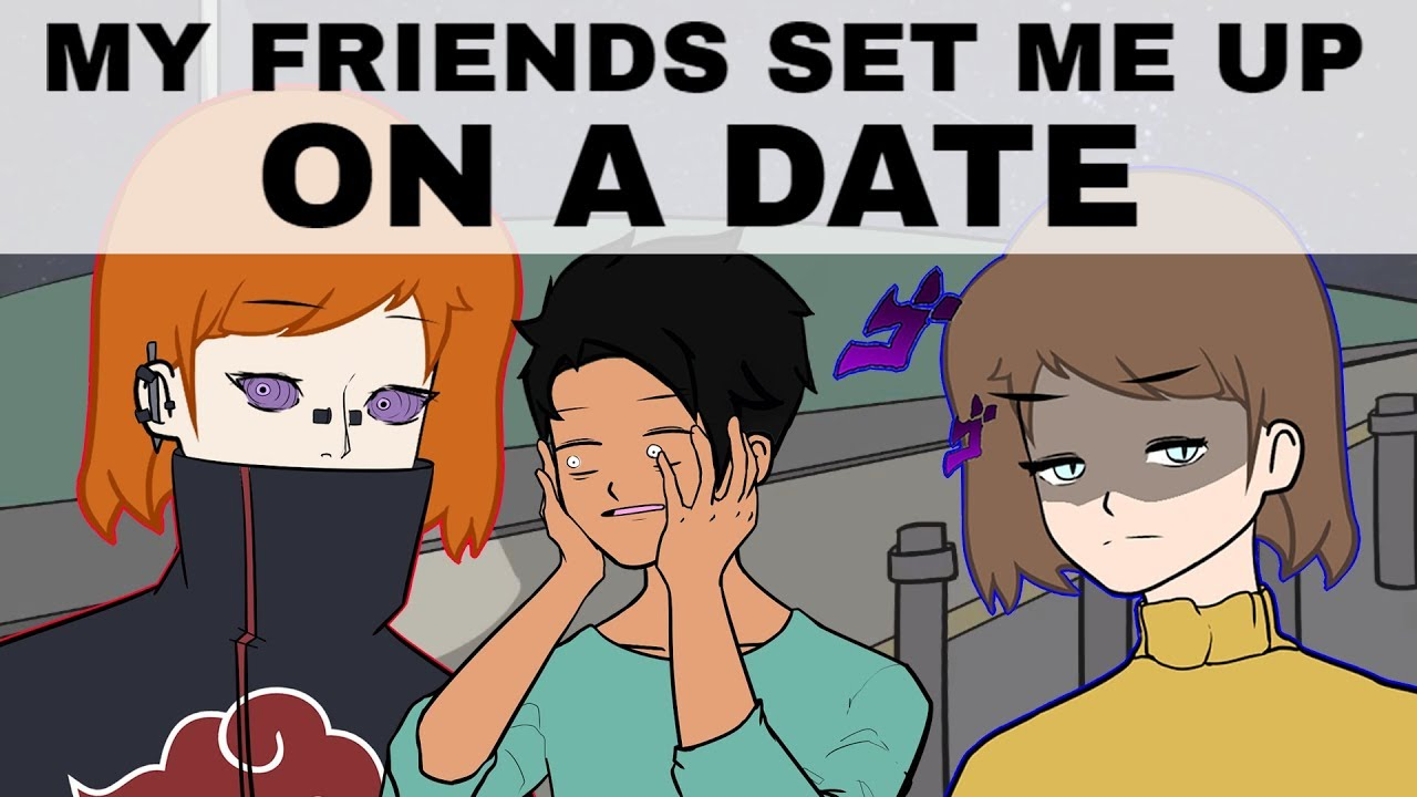 MY FRIENDS SET ME UP ON A DATE (COLLEGE CRUSH 3 PREQUEL) Story