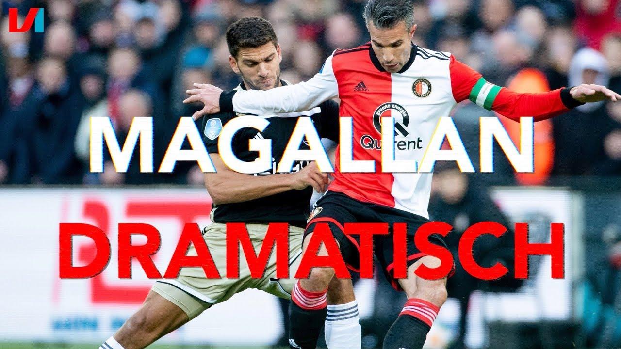 Feyenoord – Ajax Leek wel Mannen Tegen Jochies!