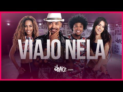 Viajo Nela – Lambasaia   FitDance TV (Coreografia) Dance Video