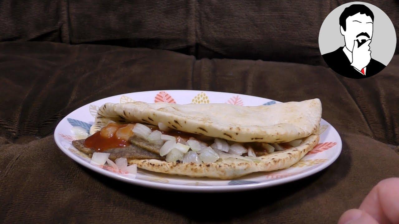 £1 Frozen Microwave Kebab   Ashens
