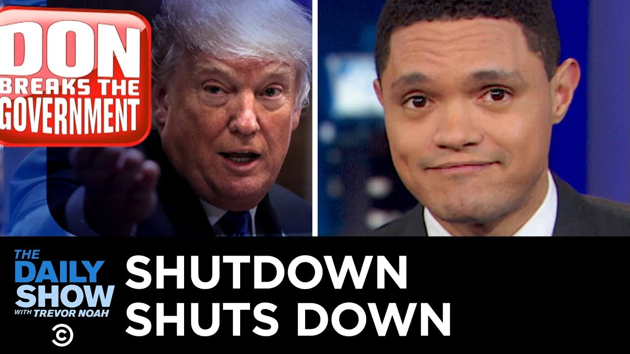 The Government Shutdown Ends & Fox News Can't Decide Whether Trump Won or Lost | The Daily Show