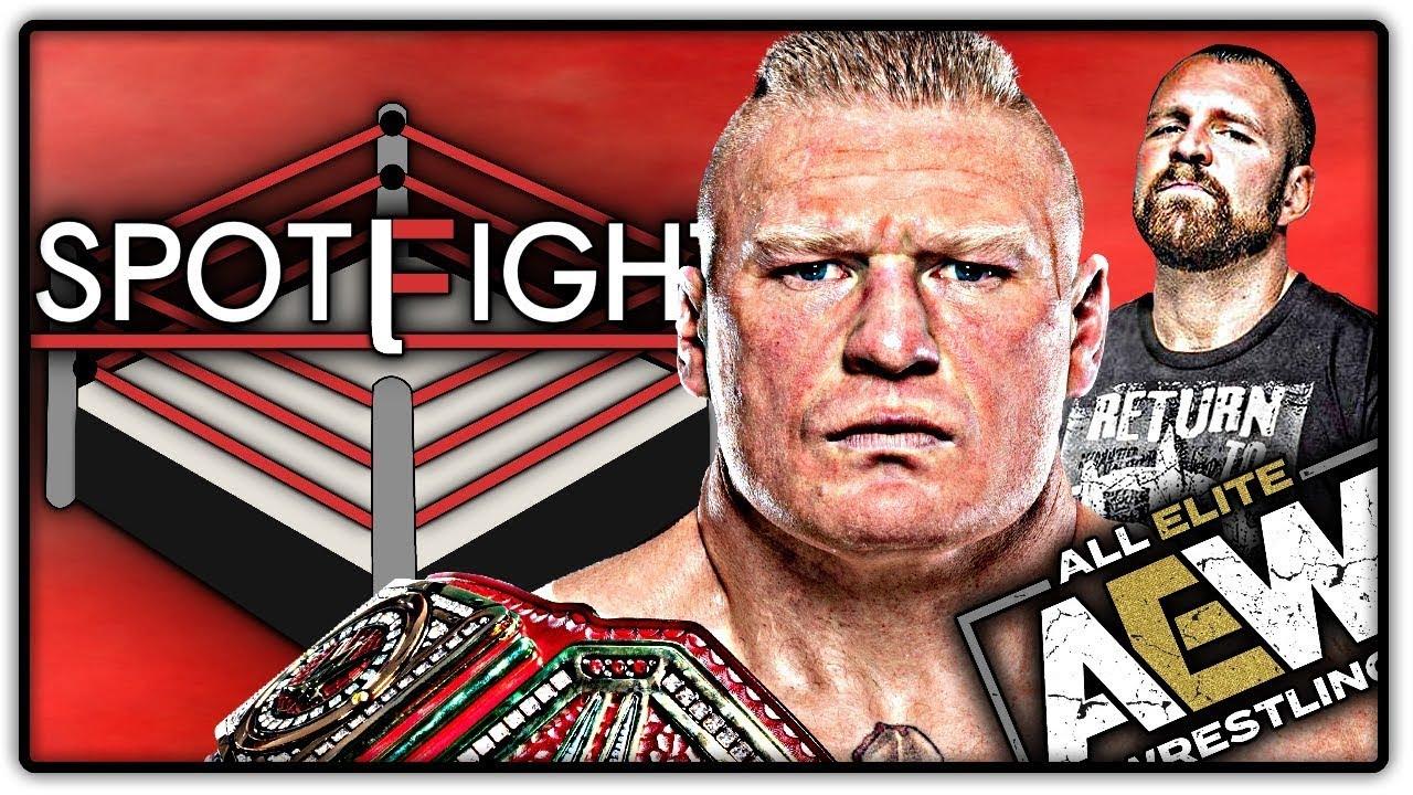 Brock Lesnar & Dean Ambrose wechseln zu AEW? (WWE News, Wrestling News)