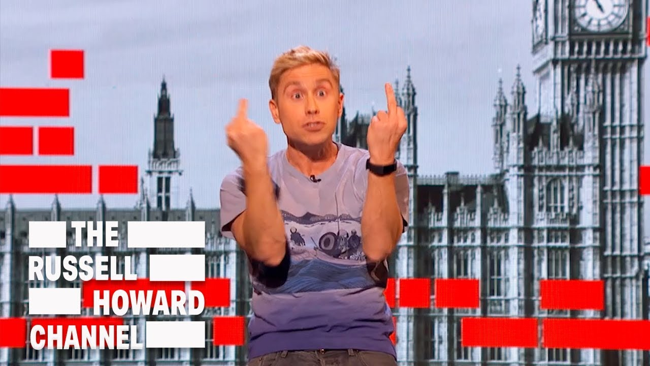 Brexit? Everything's gone to shit – The Russell Howard Hour