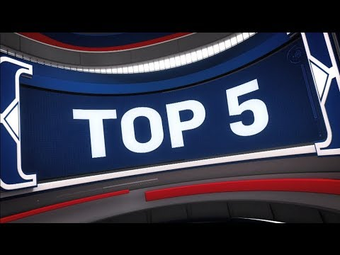 NBA Top 5 Plays of the Night | February 3, 2019