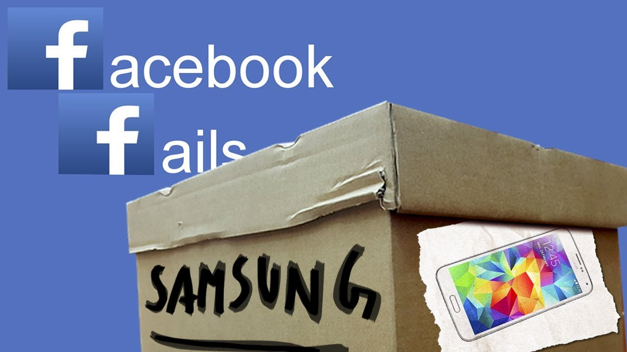 Gut fonsioniert Original verpagung – Facebook Fails #64