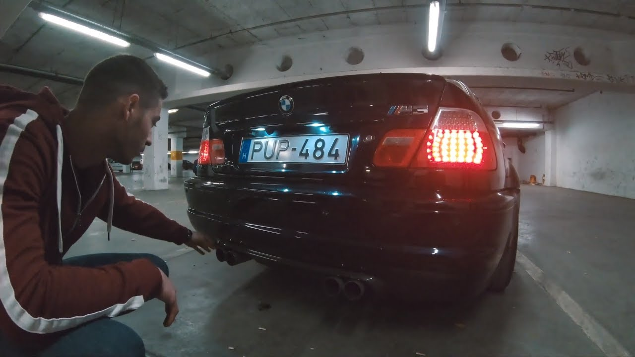 BMW E46 M3 Bemutató 🚗 Megéri átépíteni egy jobbkormányost? 🤔 A balosításról 🗣️