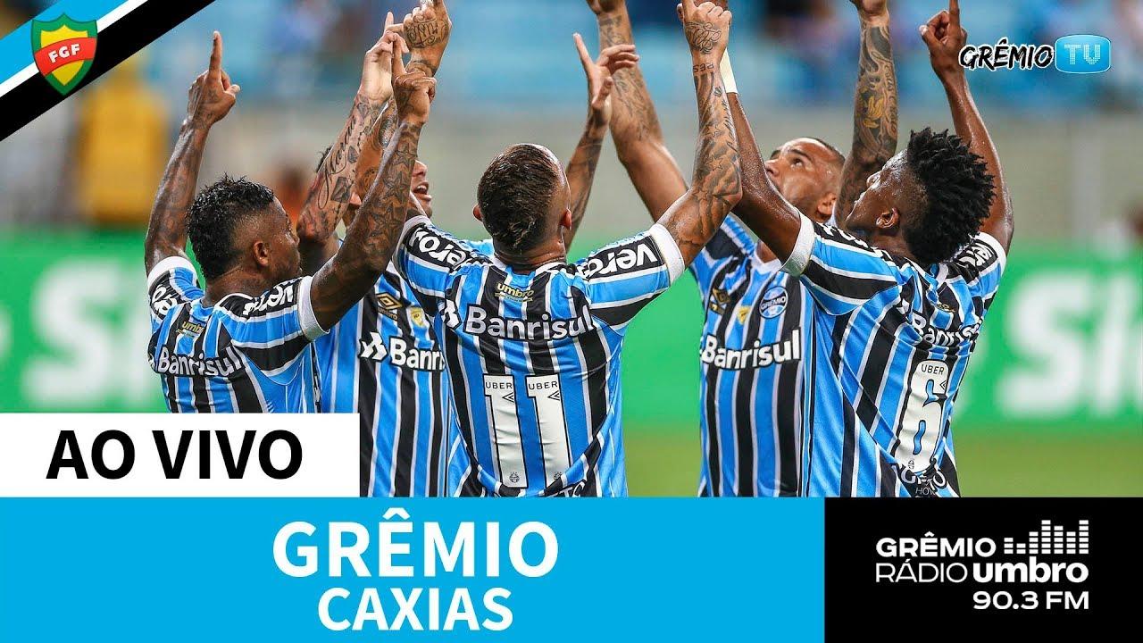 [AO VIVO] Caxias x Grêmio (Campeonato Gaúcho 2019) l GrêmioTV