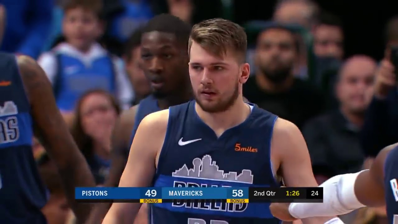 Luka Doncic DOES IT ALL For Dallas
