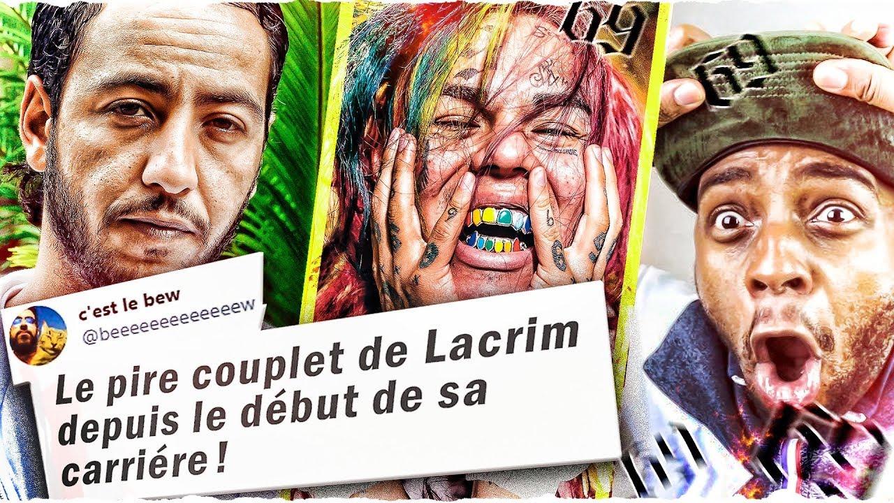 LE FEAT LACRIM 6IX9INE AU NIVEAU ??!!