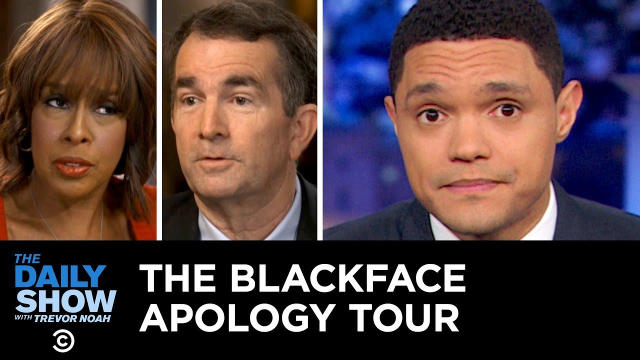 Virginia Governor Bumbles Through His Blackface Apology Tour | The Daily Show