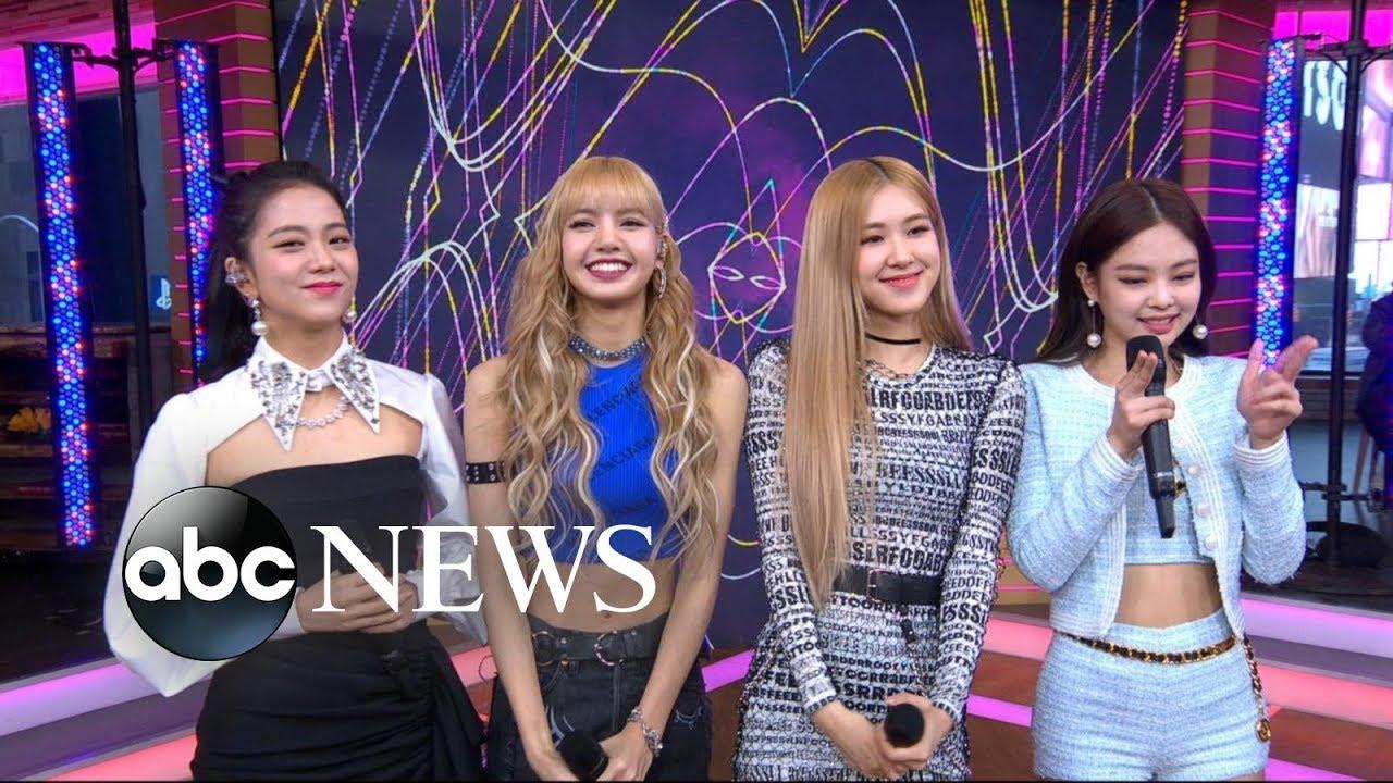 K-Pop superstars BLACKPINK announce North American tour | GMA