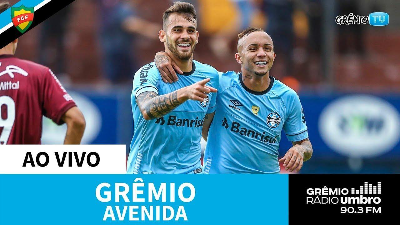 [AO VIVO] Grêmio x Avenida (Campeonato Gaúcho 2019) l GrêmioTV