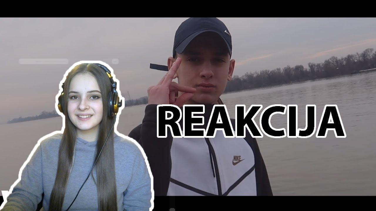  REAKCIJA  – RAJKE – Nixa Zuzu Diss Track (OFFICIAL MUSIC VIDEO)