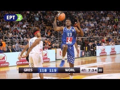Greek All Star Game 2019 Highlights {10/02/19}