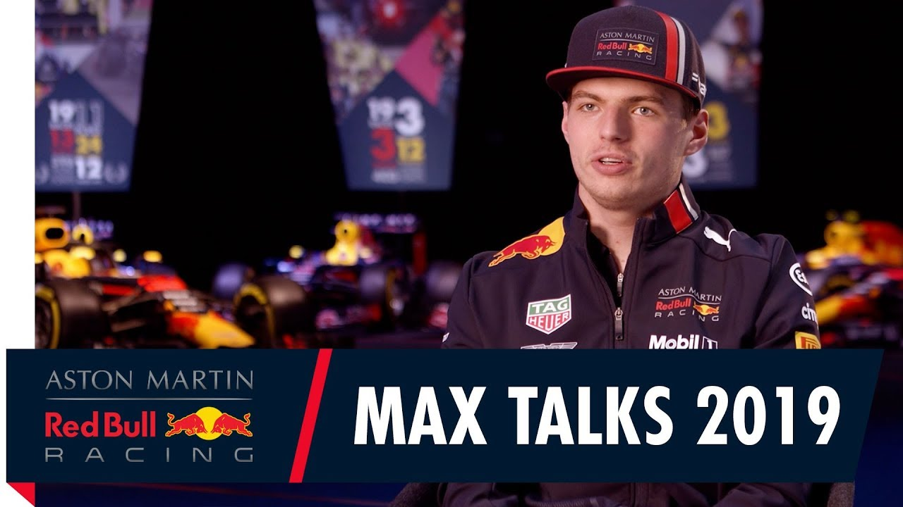 Max Verstappen's Pre-Season Interview