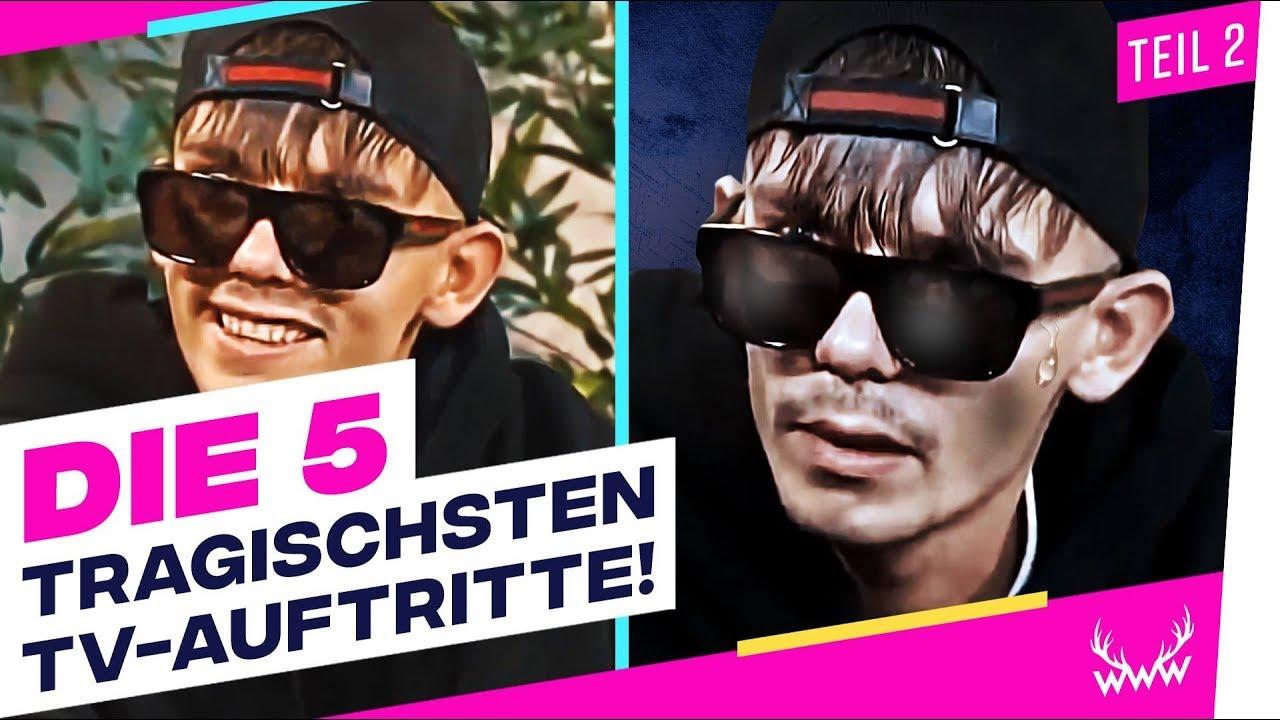 Die 5 TRAGISCHSTEN TV-Auftritte von YouTubern! – Teil 2 | TOP 5