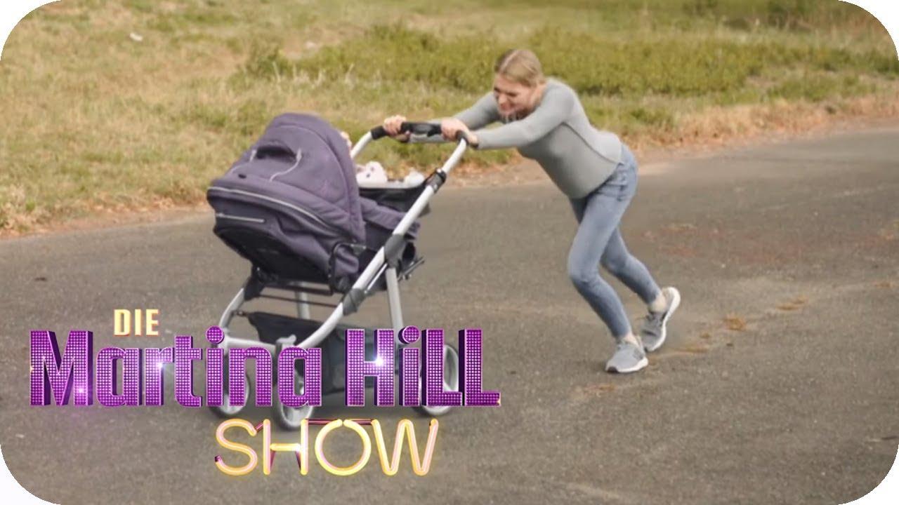 Das schwerste Baby der Welt   Die Martina Hill Show   SAT.1 TV