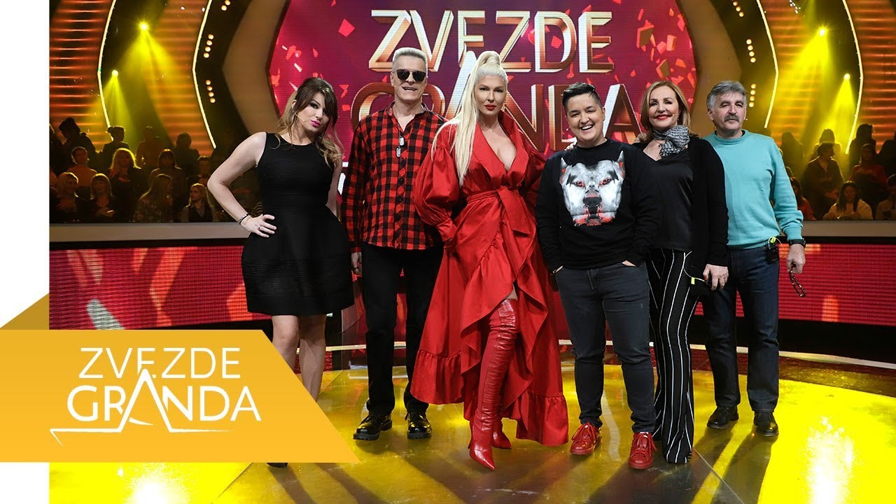 Zvezde Granda – Cela emisija 22 – ZG 2018/19 – 16.02.2019.