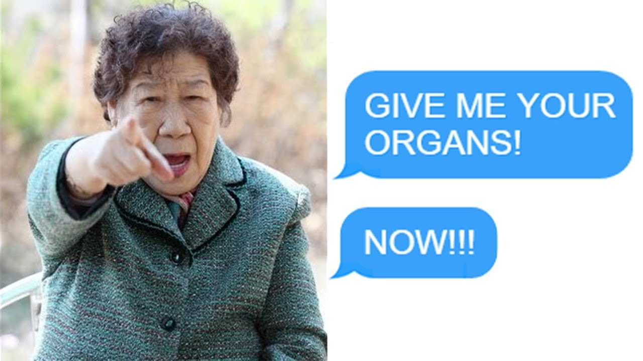 "r/Entitledparents – ""GIVE ME YOUR ORGANS! NOW!!!"""