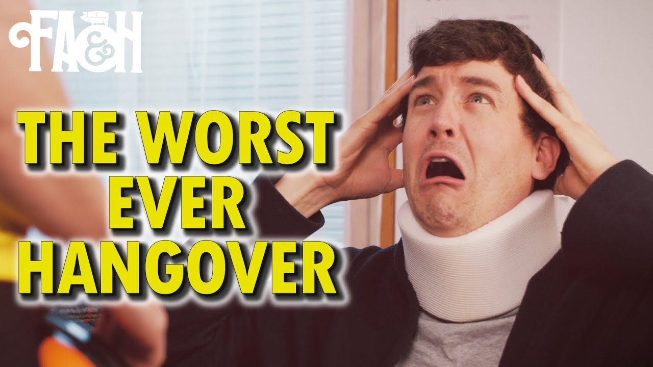 The Worst Ever Hangover – Foil Arms and Hog