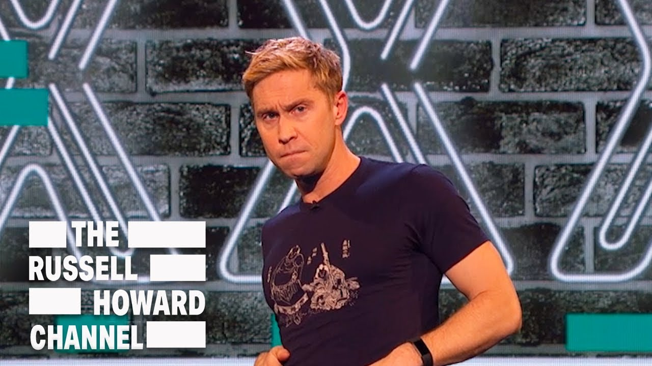 Why Philip Schofield Needs To Become A Porn Star – The Russell Howard Hour
