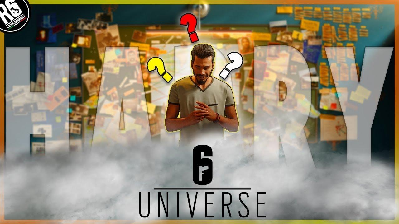 NUOVO GADGET in ARRIVO! Chi è HARRY? – 6 UNIVERSE [Rainbow Six Siege ITA]