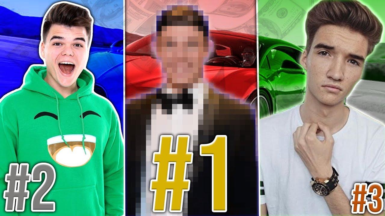 Top 10 duurste auto's van Nederlandse YouTubers!