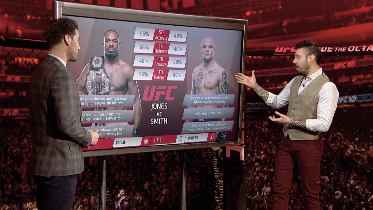 UFC 235: Inside the Octagon – Jones vs Smith