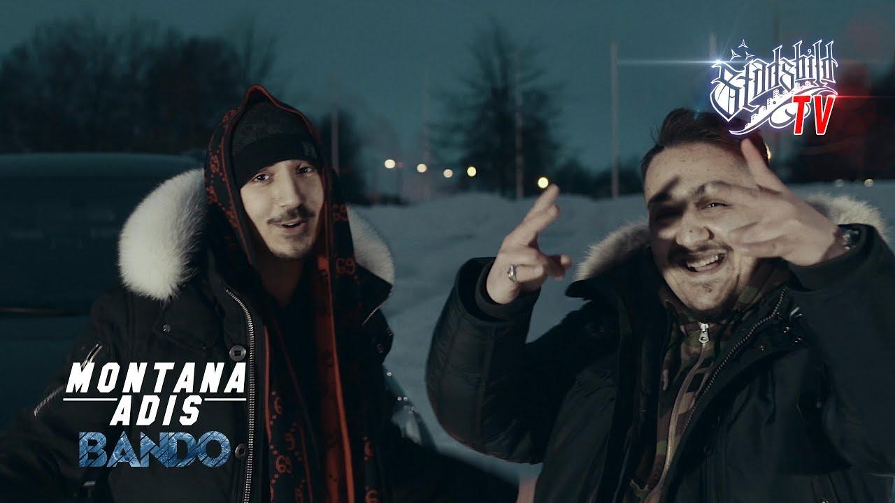 Adis x Montana – Bando (officiell video) | @adisidic @officiallmontana  prod @mattecaliste