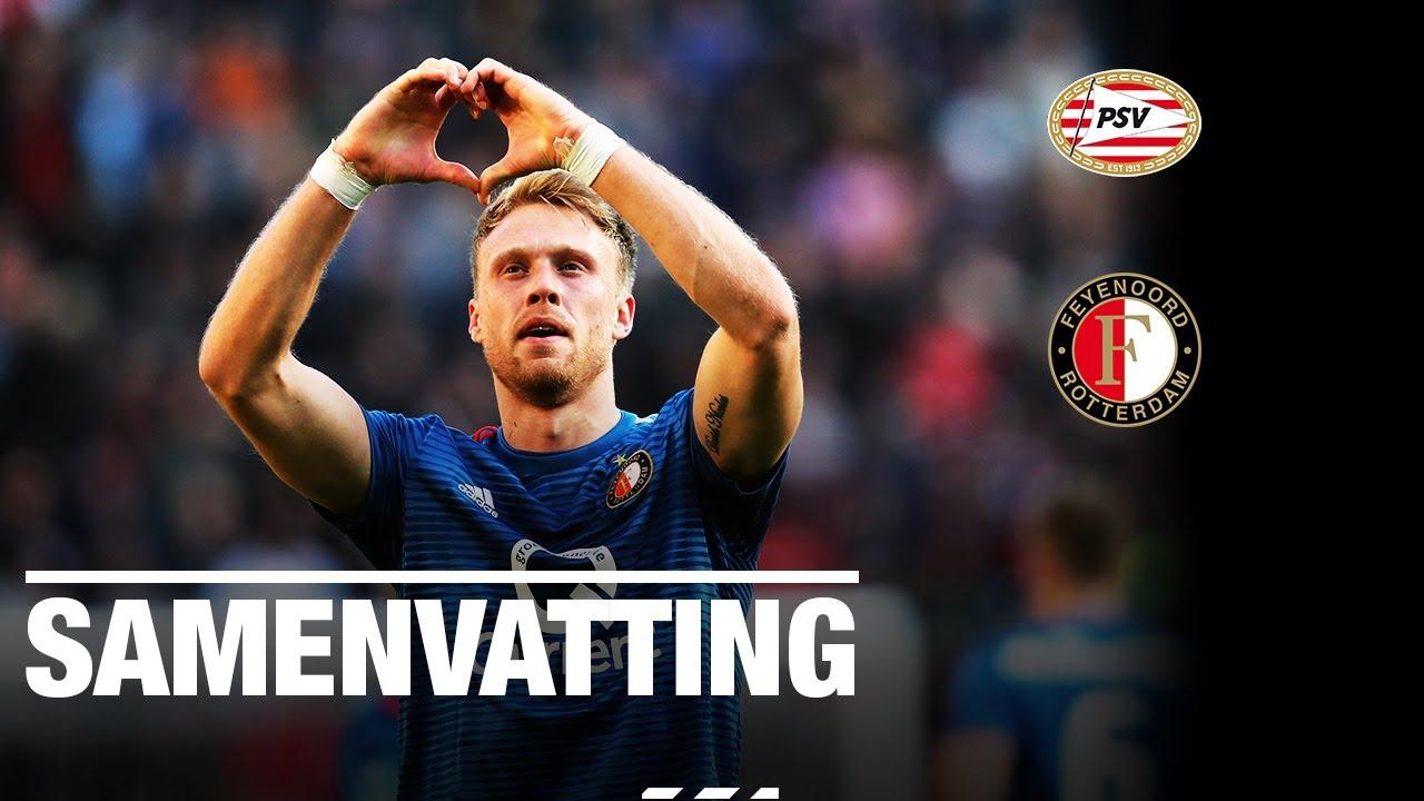 Samenvatting   PSV – Feyenoord 2018-2019