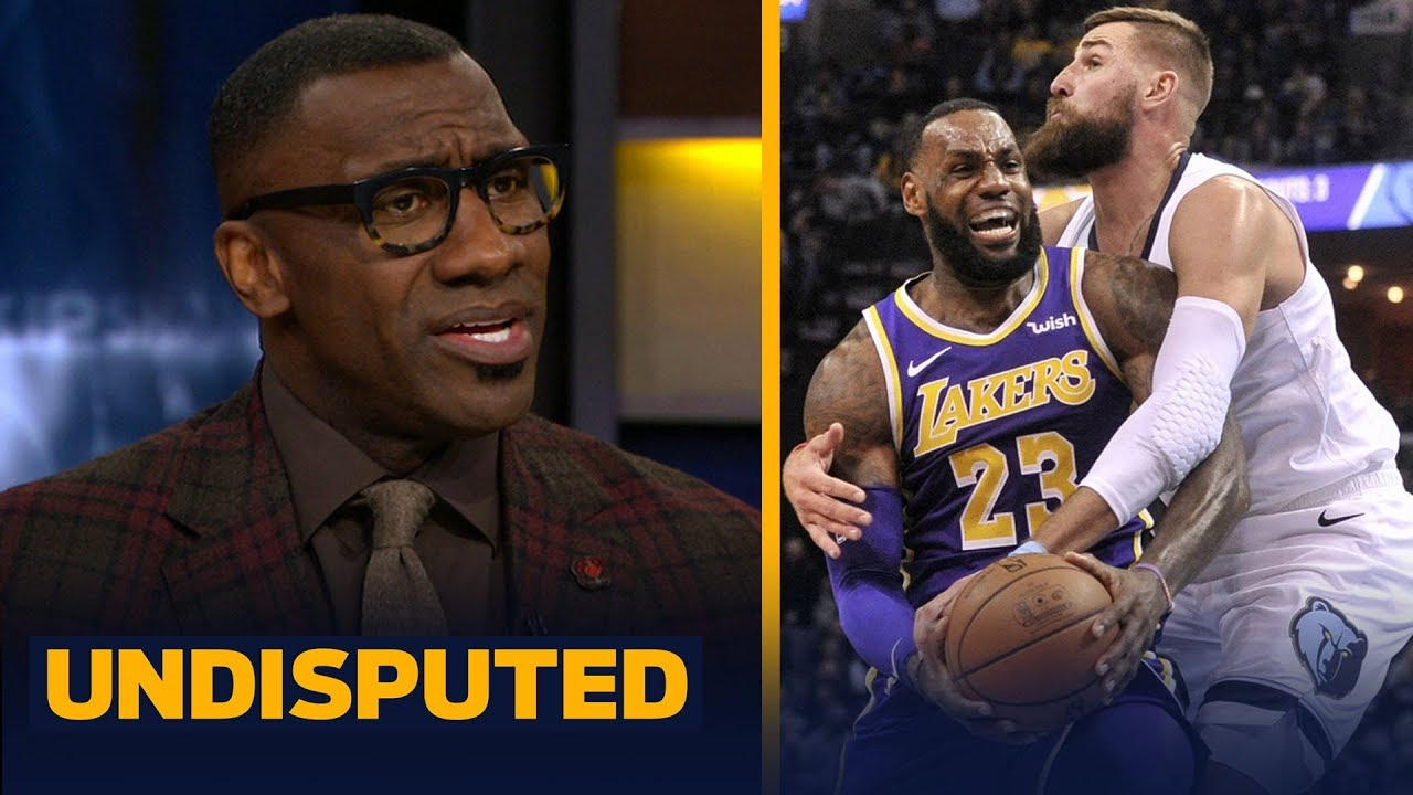 Shannon Sharpe: LeBron carrying the Lakers to playoffs may be too big of a burden   NBA   UNDISPUTED