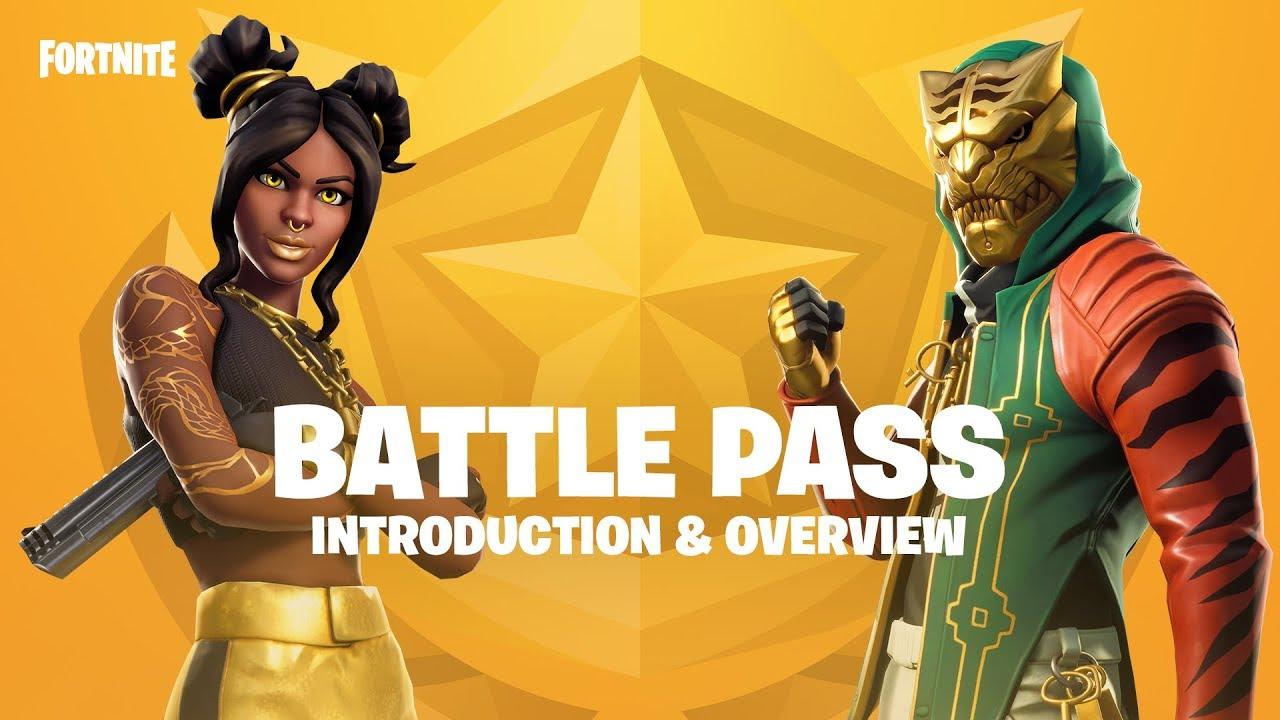 Season 8 – Battle Pass Overview