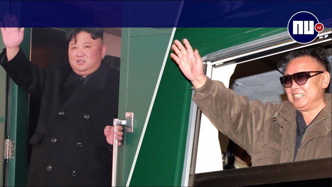 Waarom-Noord Koreaanse leiders liever de trein dan het vliegtuig nemen