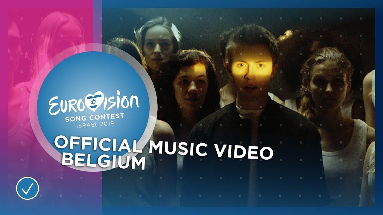 Eliot – Wake Up – Belgium 🇧🇪 – Official Music Video – Eurovision 2019