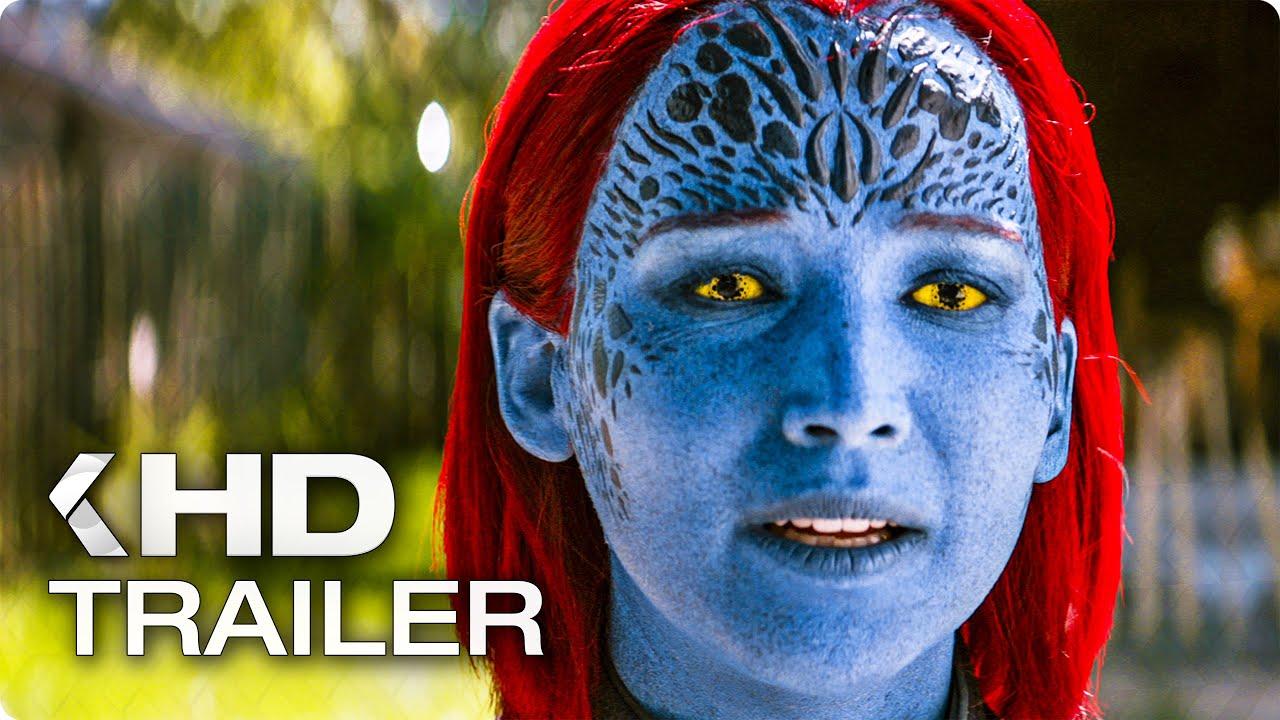 X-MEN: Dark Phoenix Trailer 2 German Deutsch (2019)